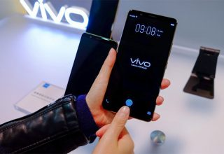 VIVO In Display Fingerprint
