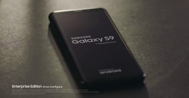 Galaxy S9 Official Video Leak