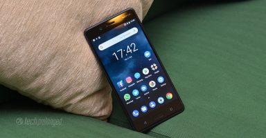 Nokia 8 Review - Display