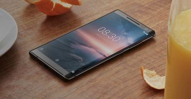 Nokia 8 Sirocco Featured