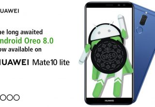 Mate 10 Lite Android 8 Oreo
