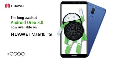 Mate 10 Lite Android 8 Oreo