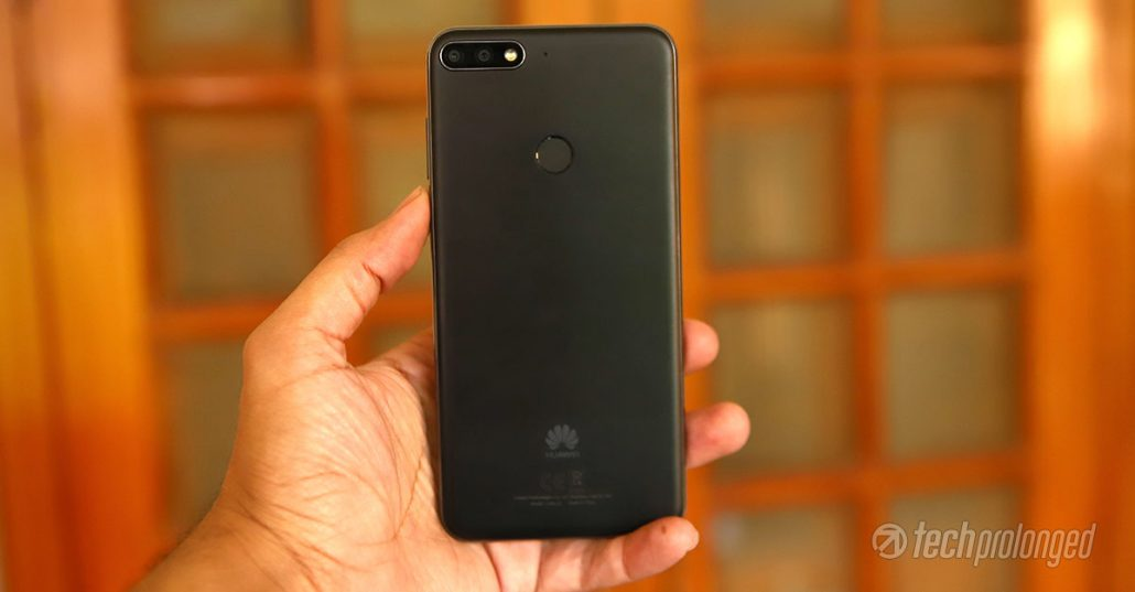 Huawei Y7 Prime 2018 Review Dual Camera