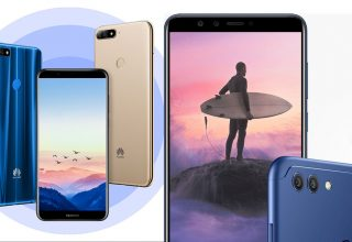 Huawei Y7 Prime 2018, Huawei Y9 2018
