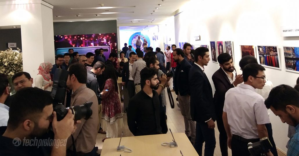 Huawei P20 Pro Photography Exhibition