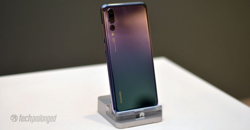 Huawei P20 Pro Twilight Hands-on