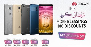 Huawei Mate 10 Discounted Price