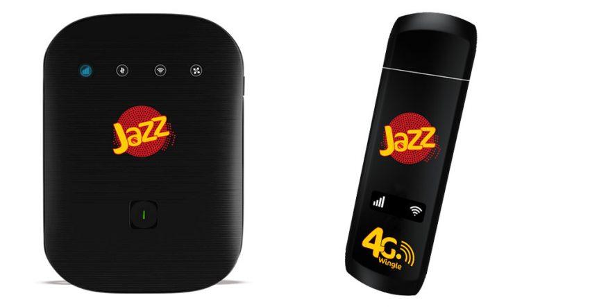 Jazz Super 4G WiFi or 4G Wingle