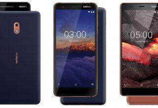 Nokia-2.1-Nokia-3.1-Nokia-5.1
