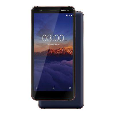 Nokia 3.1 Blue/Copper