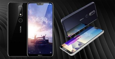 Nokia X6 2018 Feature