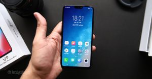 Vivo V9 Hands-on Feature