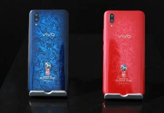 Vivo X21 FIFA World Cup 2018 Extraordinaire Edition