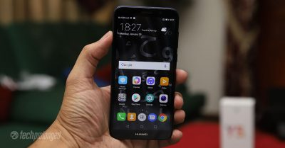 Huawei Y5 Prime 2018 Review - Hands-on