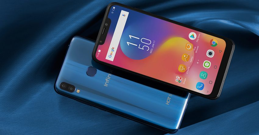 Infinix S3x launched in Pakistan with AI Technology ...