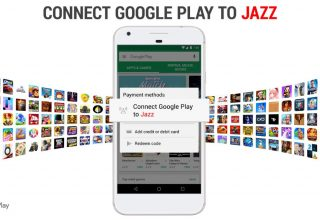 Jazz Carrier Billing Google Play