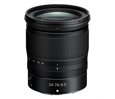 NIKKOR Z 24-70mm Zoom f/4 S-Line