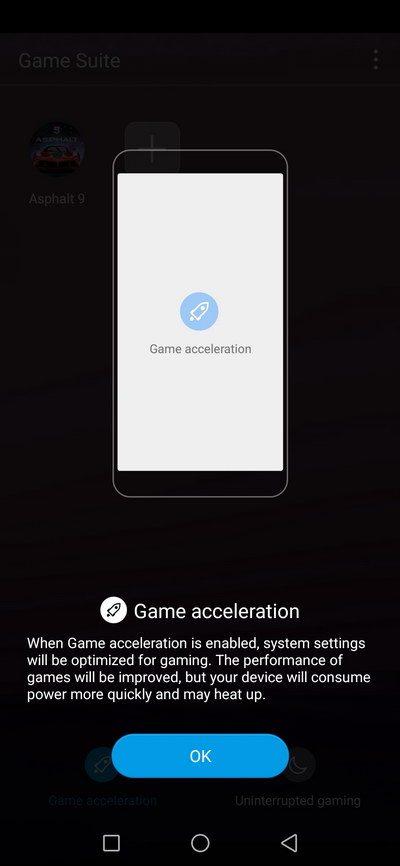 Huawei Nova 3i Game Suite