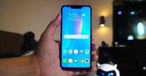 Huawei Nova 3i Display hands-on