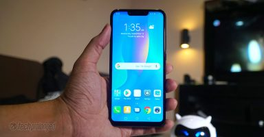 Huawei Nova 3i Display hands-on