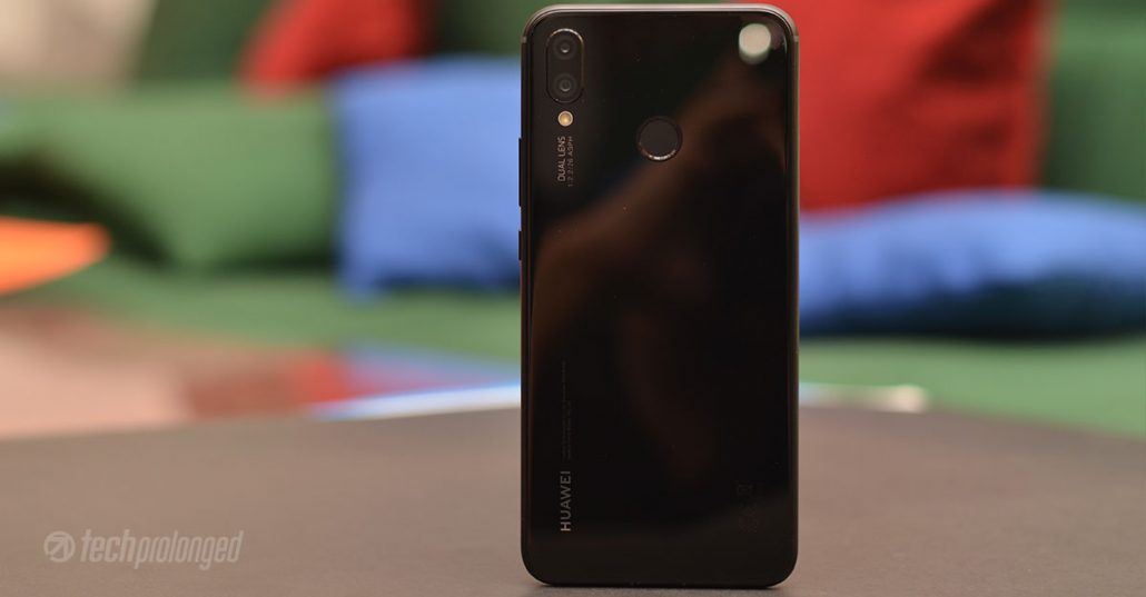 Huawei Nova 3i Glass Back