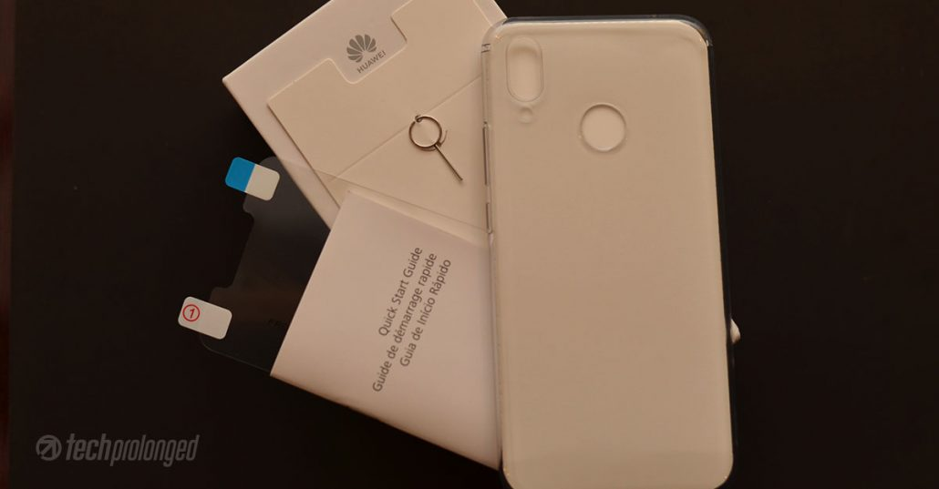 Huawei Nova 3i Silicon Back Cover