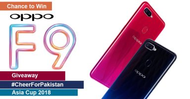 OPPO F9 Asia Cup 2018