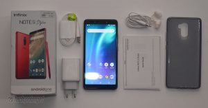 Infinix Note 5 Stylus Unboxing Review Pakistan