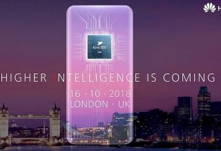 Mate 20 Launch Live Stream