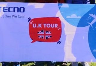 Tecno Mobile UK Tour