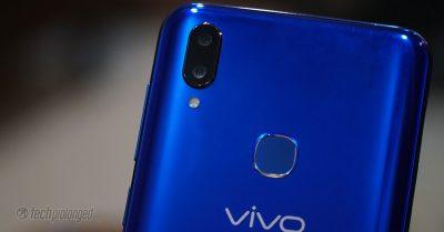 Vivo V11 Review Camera