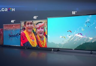 PEL 4K Coloron Smart TV