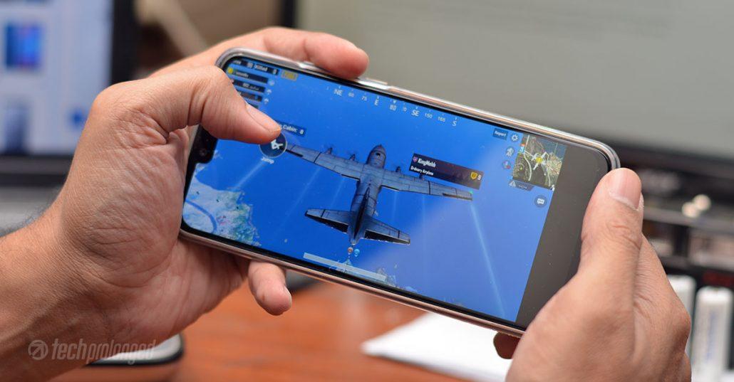 Huawei Y9 2019 Review - PUBG Mobile