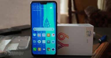 Huawei Y9 2019 Unboxing Review