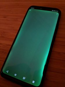 Mate 20 Pro Display Tint Issue