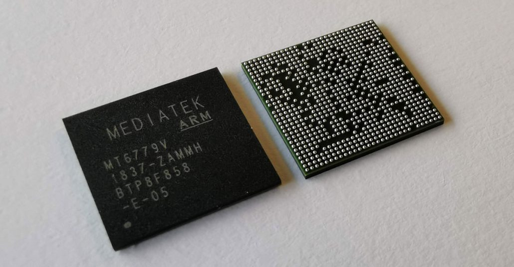 MediaTek MT6779 Helio P90