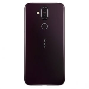 Nokia 8.1 Red