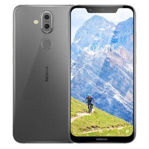 Nokia 8.1 Silver
