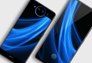 Vivo Nex 2 Fan Renders