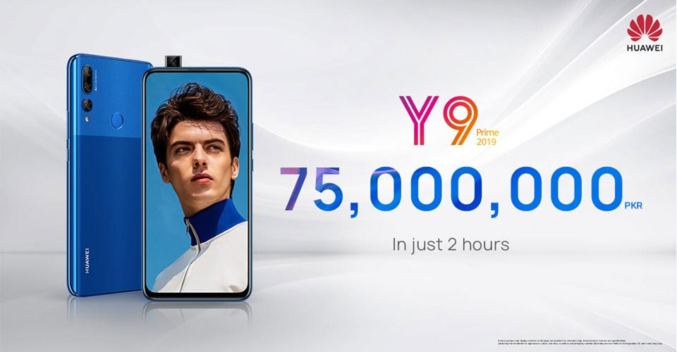Tech Prolonged — Huawei Y7 Prime 2019 goes on sale in Pakistan -